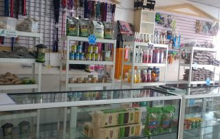 retail Store at Pawsome Pets Guyana