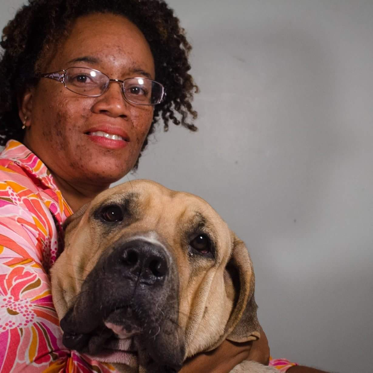 Luana Pierre Owner of Pawsome Pets Guyana